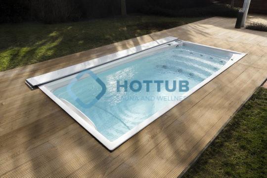 Celoročné bazény USSPA SWIMSPA M exteriér (4)