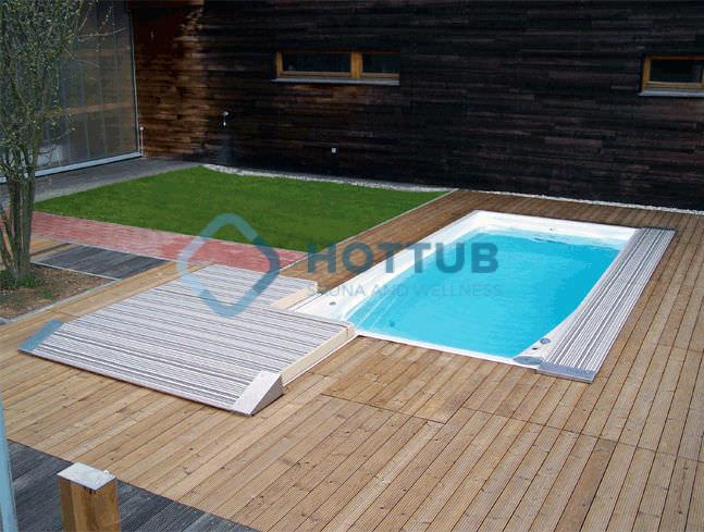 Celoročné bazény USSPA SWIMSPA A COMBI SPA exteriér (9)