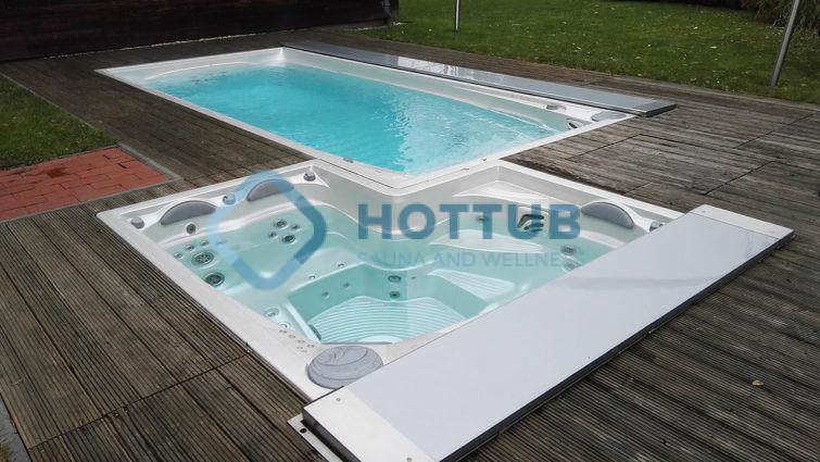 Celoročné bazény USSPA SWIMSPA A COMBI SPA exteriér (3)