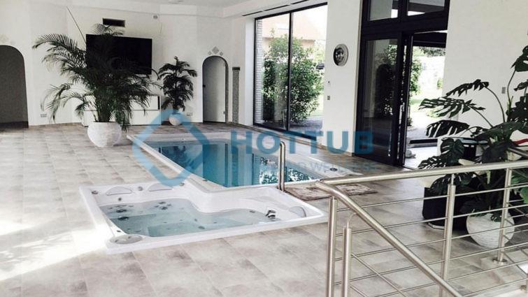 Celoročné bazény USSPA SWIMSPA A COMBI SPA interiér (2)
