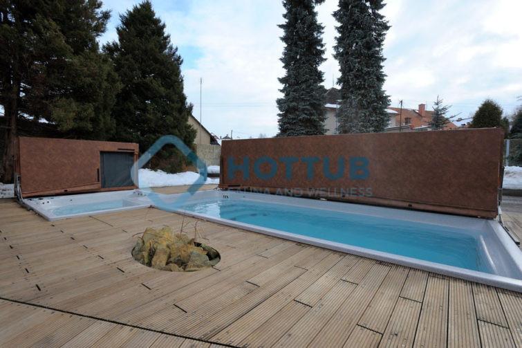 Celoročné bazény USSPA SWIMSPA A COMBI SPA exteriér (6)