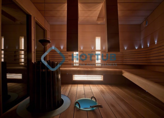 Kombinovaná sauna SAUNY NA MIERU