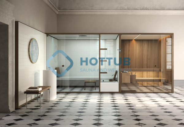 HOTTUB Sauna a Wellness