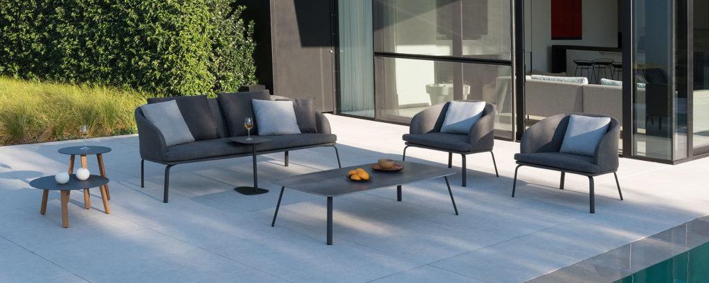 Luxusný exteriérový nábytok DIPHANO