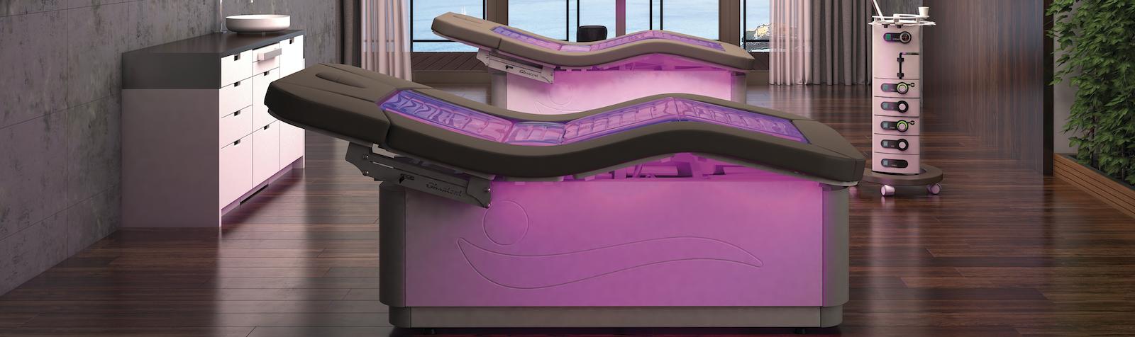 hottub virivky jacuzzi sauny swimspa maserska postel
